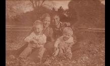 Holzbild - Fotogravur 90x130 mm