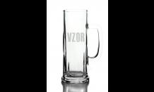 Glas mit Wunschgravur - Bierkrügel 0,3L 027084