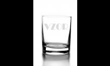 Glas mit Wunschgravur für Whisky 0,25L 026567