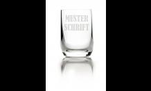Glas mit Wunschgravur - Schnapsbecher 0,035L 026583