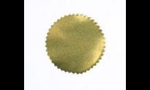 I GOLD LABELS (Sterne - Etiketten) - Rolle 250 Stk
