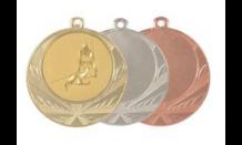 Metallgravur - Medaille Mega