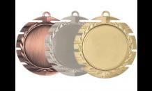 Metallgravur - Medaille Amon