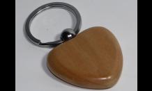 Holzanhänger (Ahorn) - Herz mit Wunschgravur 026666