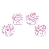 StampoBaby Prinzessinnen